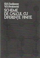 Scheme de calcul cu diferente finite (traducere din limba rusa)
