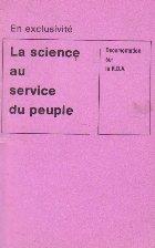 science service peuple Documentation sur