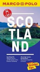 Scotland Marco Polo Pocket Travel Guide 2019 - with pull out