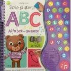Scrie si sterge. ABC. Alfabet cu sunete