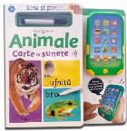 Scrie sterge Animale Carte sunete