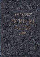Scrieri alese - B. V. Asafiev