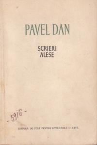 Scrieri alese - Pavel Dan