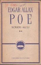 Scrieri alese, Volumul al II-lea - E.A. Poe