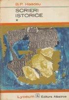 Scrieri istorice Volumul