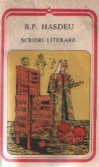 Scrieri literare (B. P. Hasdeu)