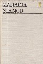 Scrieri, 1 - Poezii (Zaharia Stancu)