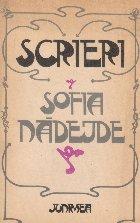 Scrieri (Sofia Nadejde)