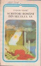 Scriitori Romani din Secolul XX (Editie 1986)