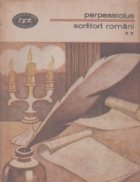Scriitori romani Volumul lea