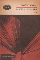 Scriitori romani, Volumul al II-lea
