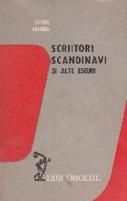 Scriitori scandinavi si alte eseuri