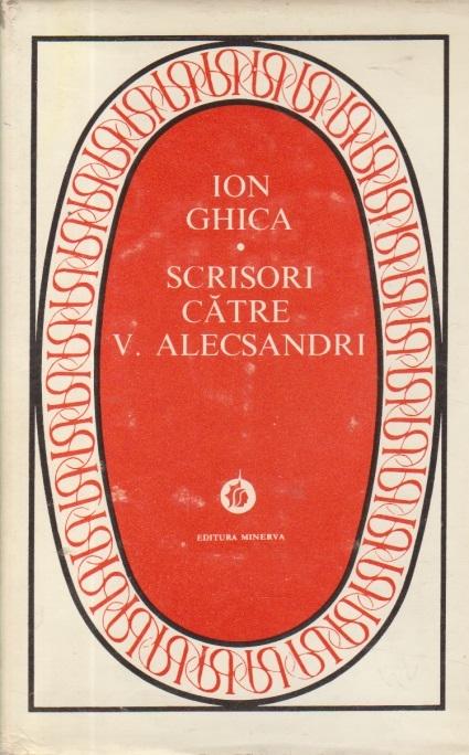 Scrisori catre V. Alecsandri (Editie 1976)