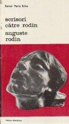 Scrisori catre Rodin. Auguste Rodin