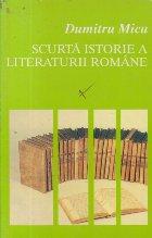 Scurta istorie a literaturii romane, Volumul al III-lea - Perioada contemporana. Proza