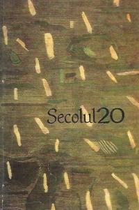 Secolul 20 - Revista de literatura universala (Nr 1 / 1976)