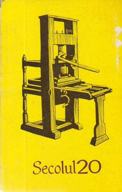 Secolul 20 - Revista de literatura universala (Nr. 7/1975) - Poeti canadieni