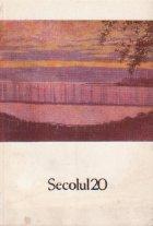 Secolul 20, Revista de sinteza Nr. 10-11-12/1986