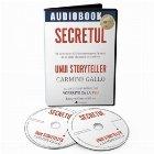 Secretul unui storyteller vorbitori TED