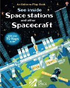See inside space stations and