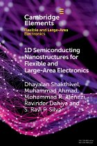 1D Semiconducting Nanostructures for Flexible and Large-Area