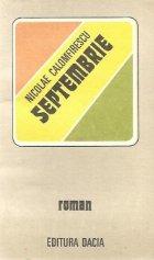 Septembrie - Roman