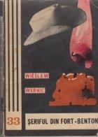 Seriful din Fort-benton - roman
