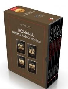 Set Romania in Primul Razboi Mondial (4 volume)