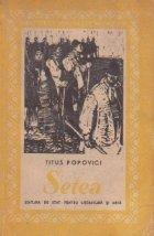 Setea, Editia a II-a