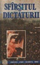 Sfirsitul Dictaturii (21 - 25 decembrie 1989)
