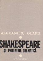 Shakespeare si psihiatria dramatica