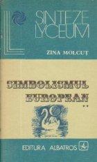 Simbolismul european Volumul lea