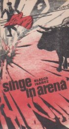 Singe in arena
