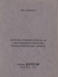 Sistemul informational al costurilor in industria ingrasamintelor chimice