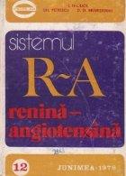 Sistemul Renina-Angiotensina, Volumul I - Implicatii fiziologice