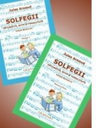 Solfegii. Intonatie, ritm si tonalitate. Set 2 volume (editie revizuita)