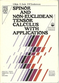 Spinor and non-Euclidean tensor calculus with applications