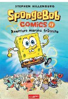 SpongeBob Comics Aventuri marine trăsnite