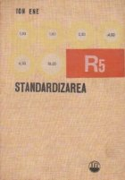 Standardizarea