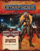 Starfinder Adventure Path: Soldiers of Brass (Dawn of Flame
