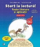 Start la lectură. Texte literare și aplicații. Clasa a III-a
