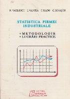 Statistica firmei industriale