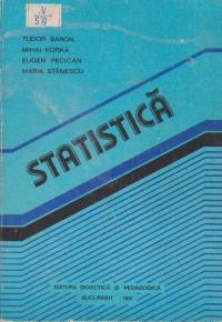 Statistica pentru comert si turism