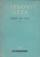 Stelele din Eger, Volumele I si II