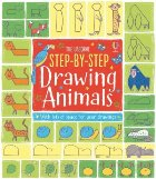 Step-by-step drawing animals