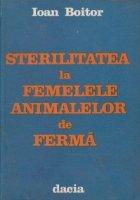 Sterilitatea la femelele animalelor de ferma, Volumul I
