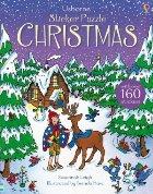 Sticker puzzle Christmas