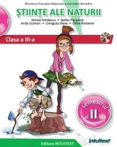 Stiinte ale naturii. Manual pentru clasa a III-a, Semestrul II