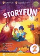 Storyfun for Starters Level 2 Student's Book with Online Act