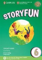 Storyfun 6 Teacher's Book with Audio